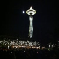 Photo taken at Seattle Center by Heather H. on 1/1/2013