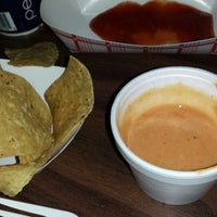 Photo taken at Taco Villa by Kristi D. on 1/14/2014
