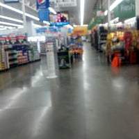 Photo taken at Walmart Supercenter by Robby S. on 9/30/2012