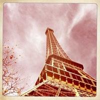 Foto tirada no(a) Le Jules Verne por Els M. em 10/16/2012