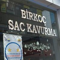 Photo taken at Birkoç Saç Kavurma by Can Ç. on 8/29/2016