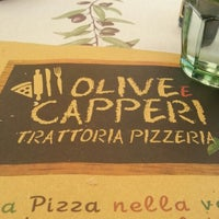 Photo taken at Olive e Capperi by Marco T. on 8/1/2013