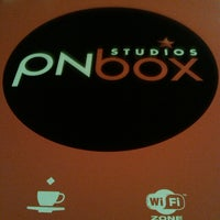 Photo taken at Pnbox by Marco T. on 3/3/2013
