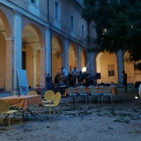 Photo taken at Student's Hostel della Ghiara by Marco T. on 7/10/2013