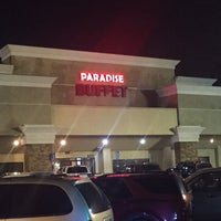 Photo taken at Paradise Buffet by Francis Roy B. on 1/25/2017