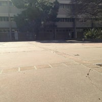 Photo taken at Phelps Hall by Marisa Z. on 4/9/2013