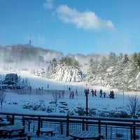 Photo taken at Bear Creek Mountain Resort and Conference Center by Felicia C. on 12/30/2012