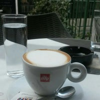 Photo taken at STRIBOR caffe bar by Nessie H. on 8/31/2015