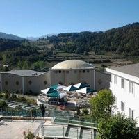 Photo taken at Sarot Termal Vadi by Murat C. on 9/24/2012