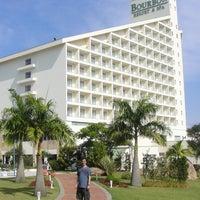 Photo taken at Bourbon Atibaia Convention & Spa Resort by Monica M. on 6/1/2013