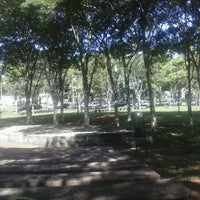 Photo taken at Praça da Paz by Tommaso D. on 4/16/2013