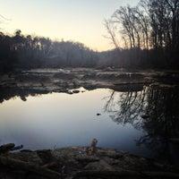 Photo taken at Haw River by Rebekah T. on 3/17/2013