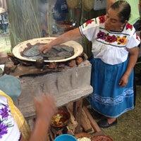 Photo taken at 10 Encuentro de Cocina Tradicional Michoacán by Edgar D. on 10/6/2013