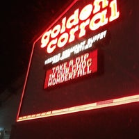 Photo taken at Golden Corral by Amit P. on 1/9/2013