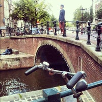 Photo taken at Prinsengracht by Jules S. on 10/3/2012