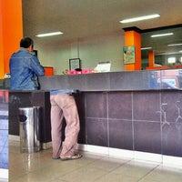 Photo taken at Kantor Pos Ujung Berung by Sanjaya H. on 12/18/2012