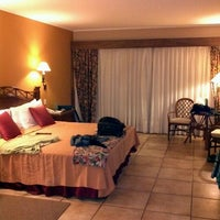 Photo taken at Camino Real Hotel by Fernando U. on 11/13/2012