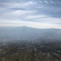 Photo taken at Volcán teuhtli by Fernanda R. on 1/14/2018