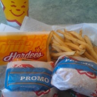 Photo taken at Hardee's by Randy F. on 9/24/2012