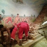 Photo taken at Suphan Buri National Museum by Mahitti S. on 8/16/2014