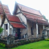 Photo taken at วัดหนองโนเหนือ by Mahitti S. on 8/17/2014