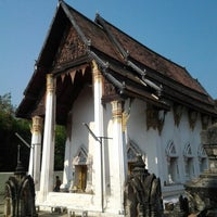 Photo taken at วัดใหม่เทพนิมิตร by Mahitti S. on 3/8/2014