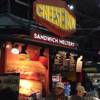 Photo taken at Cheeseboy by Rob K. on 11/23/2014