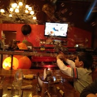 Photo taken at Buffalo Phil's Pizza & Grille by Alexandra R. on 10/18/2012