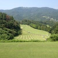 Photo taken at 秩父国際カントリークラブ by Shigeo H. on 8/12/2013
