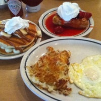 Photo taken at IHOP by Olivia E. on 4/9/2013