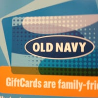 Photo taken at Old Navy by Laura I. on 1/9/2013