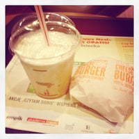 Photo taken at McDonalds Polkowice by Artur S. on 11/25/2013