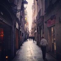 3/27/2014 tarihinde Artur S.ziyaretçi tarafından Barrio Gótico'de çekilen fotoğraf