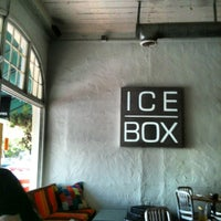 Photo taken at Icebox Cafe by Joshua M. on 9/16/2012