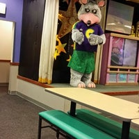Photo taken at Chuck E. Cheese's by Tim G. on 1/2/2014