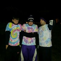 Photo taken at Patterson Park Kickball by Tim G. on 10/24/2013