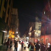 Photo taken at Plaza Madero by Ricardo H. on 12/30/2012