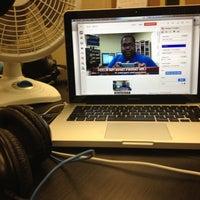 Photo taken at KANM Student Radio by Jason JAY J. on 4/12/2013
