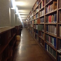 Photo taken at Murray Edwards College Library by Yanitsa P. on 11/1/2013