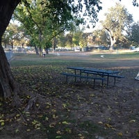 Photo taken at Carmichael Dog Park by Julie M. on 10/27/2013
