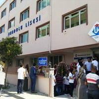 Photo taken at Üniversiteliler Koleji by Ugur A. on 9/13/2014