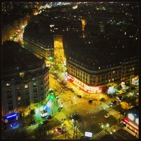 """Photo prise au Hyatt Regency Paris Étoile par Oleg """"Losik"""" M. le4/19/2013"""