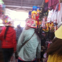 Photo taken at Tinh Bien Market by Wanghai Z. on 3/24/2013