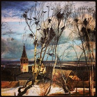 Photo taken at Tretyakov Gallery by Jack J. on 3/23/2013