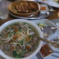 Das Foto wurde bei Hai Nam Pho Bistro von András D. am 10/12/2013 aufgenommen