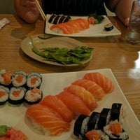 Photo taken at Full Moon Sushi & Bistro by Daniel W. on 10/18/2016