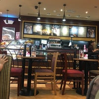 Photo taken at Costa Coffee by R.H on 10/23/2016