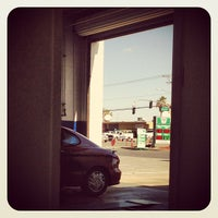 Photo taken at Horizon Smog by Keely D. on 5/28/2013