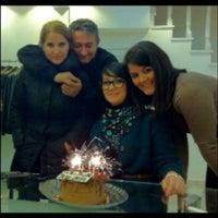 Photo taken at MAXSIMILYANO by Pınar S. on 12/12/2013