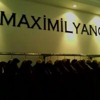 Photo taken at MAXSIMILYANO by Pınar S. on 6/15/2013